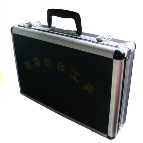 Non Sparking Combination Tools Set - 25pcs for Gas Station, Explosion Proof, Aluminium Bronze Hand Tool Box