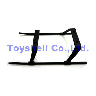 Attop YD-615 spare parts yd 615-22 landing gear YD 615 RC Helicopter Parts